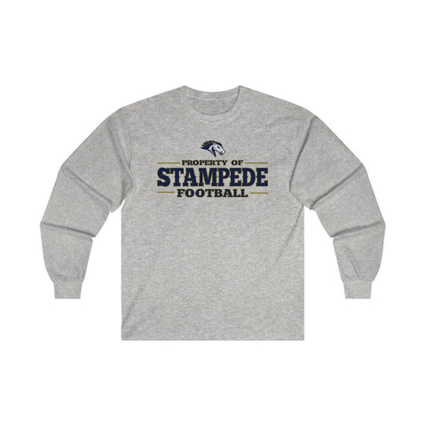 Saint Louis Stampede Ultra Cotton Long Sleeve Tee