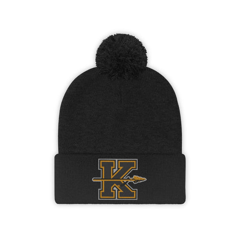 Kansas City Kapitals Pom Pom Beanie