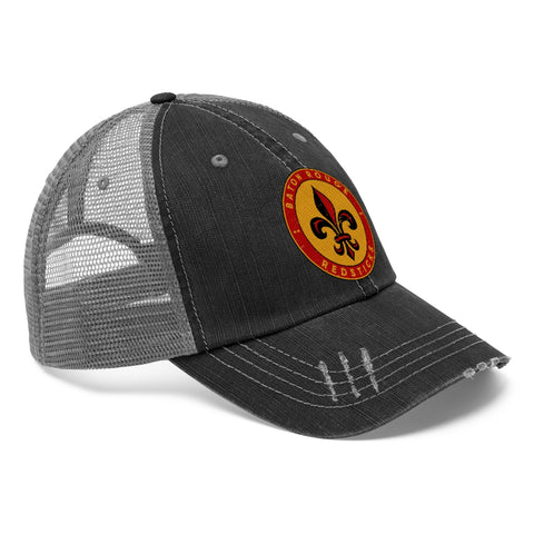 Baton Rouge Redsticks Unisex Trucker Hat