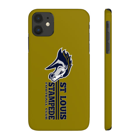 Saint Louis Stampede Case Mate Slim Phone Cases