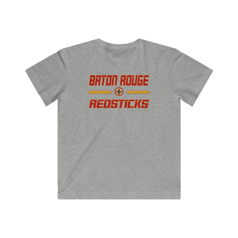 Baton Rouge Redsticks Kids Fine Jersey Tee