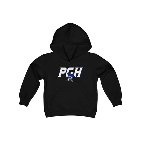 Pittsburgh Pioneers Youth Heavy Blend Hooded Sweatshirt