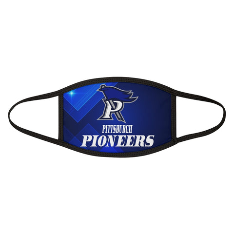 Pittsburgh Pioneers Mixed-Fabric Face Mask