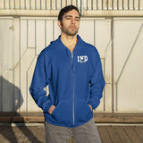 Indiana Blue Bombers Unisex Zip Up Hoodie