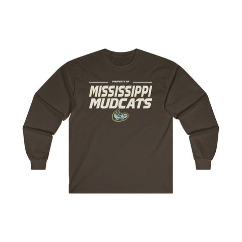 Mississippi Mudcats Ultra Cotton Long Sleeve Tee