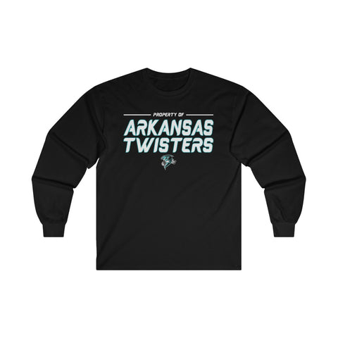 Arkansas Twisters Ultra Cotton Long Sleeve Tee