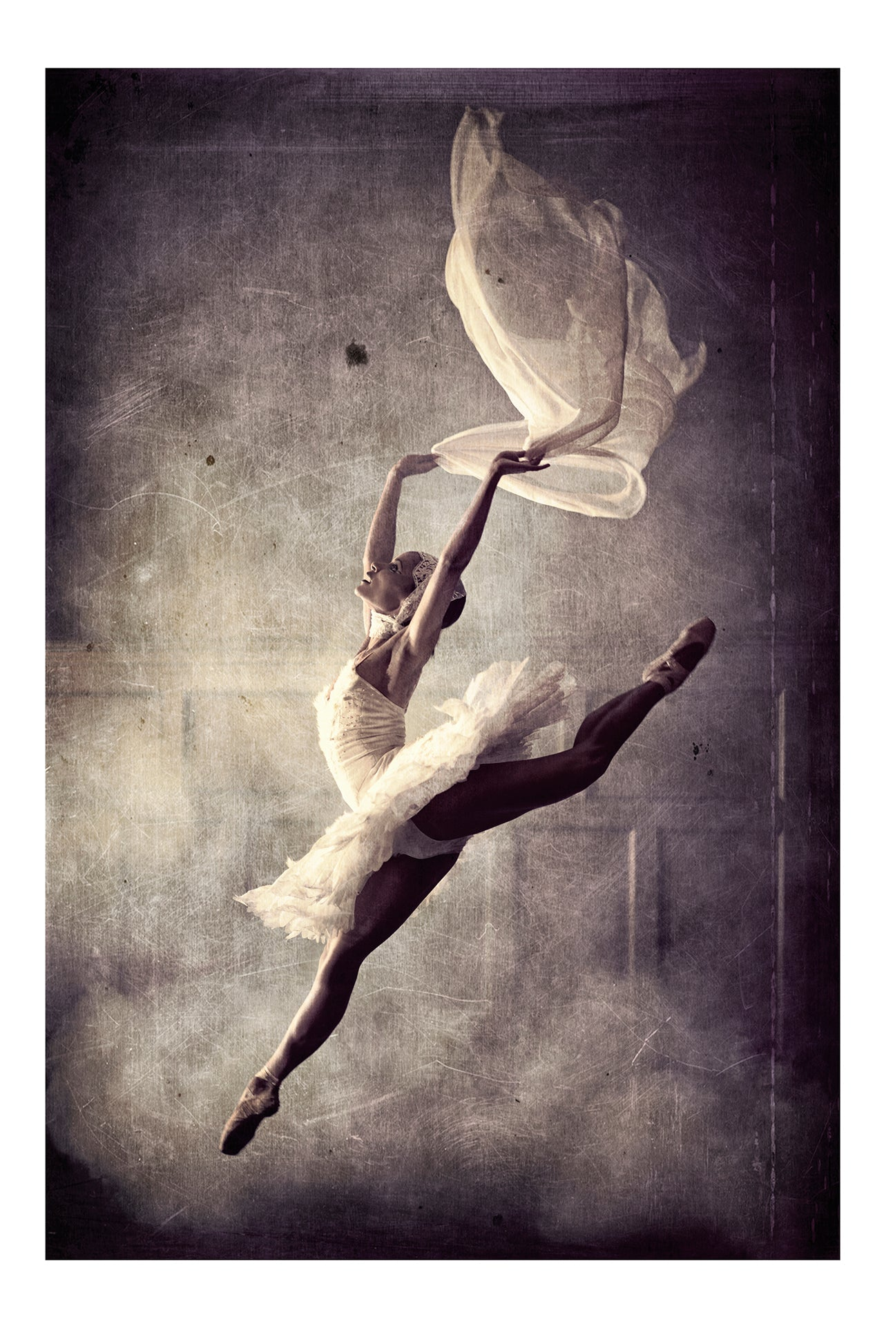 Jacques Weyers - Black Swan 01 - Ballet Dancer