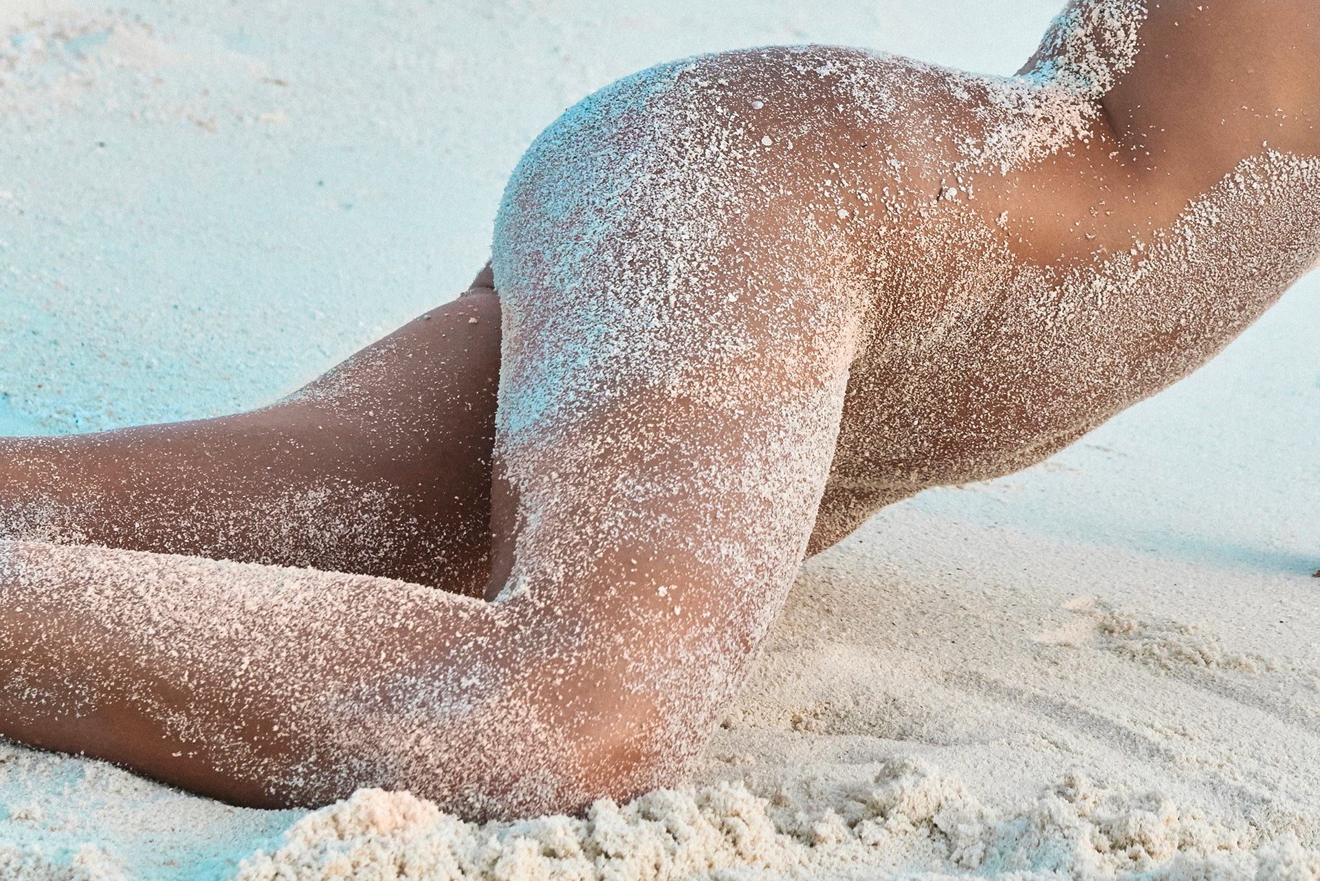 Jacques Weyers - Sand & Skin 08