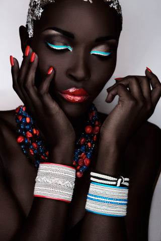 Paulo Toureiro - African Beauty 02 - Image of a beautiful African woman