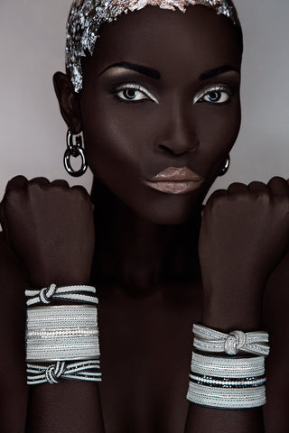 Paulo Toureiro - African Beauty 06 - Portrait of a beautiful African woman