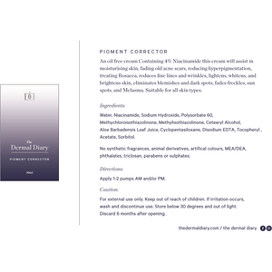 TDD Private Collection - Pigment Corrector