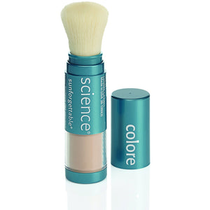 Sunforgettable - Medium (Zinc Powder SPF Tinted)