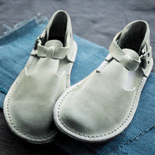 Load image into Gallery viewer, PU Leather Soft Loafers