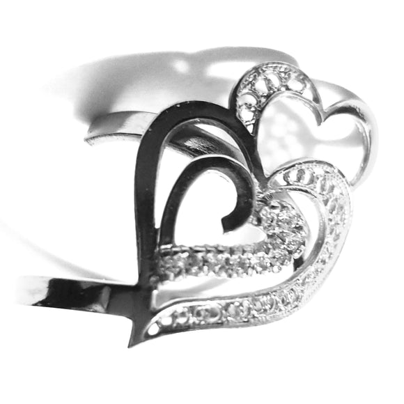 Viana's Heart 22 Ring