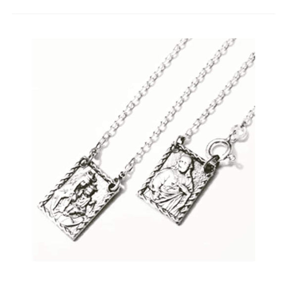 (Scapular) Traditional Necklace