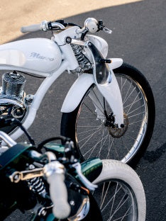 Retro Style Nunro 2.0 Electric Motorcycle E-bike for sale Today