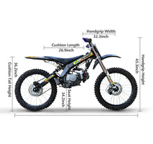 Load image into Gallery viewer, SHI PAO Gas Powered Motocross Dirt Bike kit