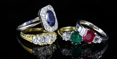 Investing in jewellery: diamonds are forever