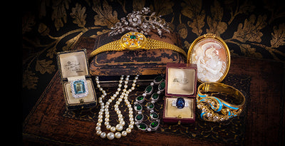 Modern Vs. Antique Jewellery