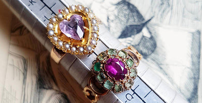 How To Care For Antique Jewelry