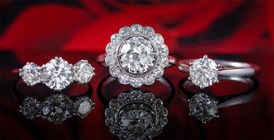 Solitaire, Trilogy or Cluster  Which Diamond Ring is Best for You?