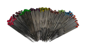 100x Felting Needles - 10x of EACH NEEDLE  + 5 Star Spiral Needles + Pair of Finger Gloves - Great Christmas Gift!