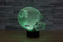 Alabama 3D Lamp - Not Sold In Stores