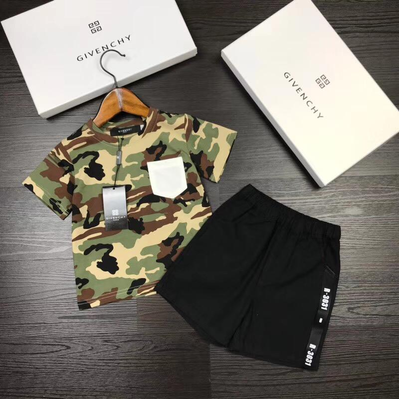 2PC Boys Givenchy Inspired Set