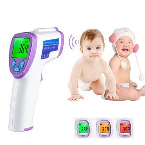 Brand Multi-purpose Infrared Electronic Baby Thermometer Ear Forehead Non-contact Body Termometro Gun ifever Kids Temperature