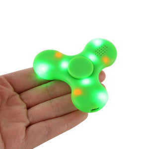 Bluetooth + LED Fidget Spinner