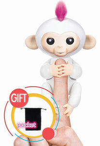 Interactive Happy Fingerling Monkey