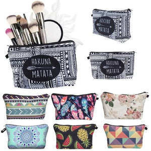 Girls make up bag