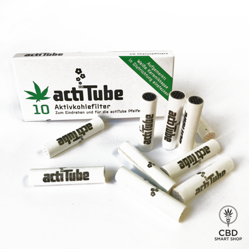 Filtri actiTube - CBD Smart Shop