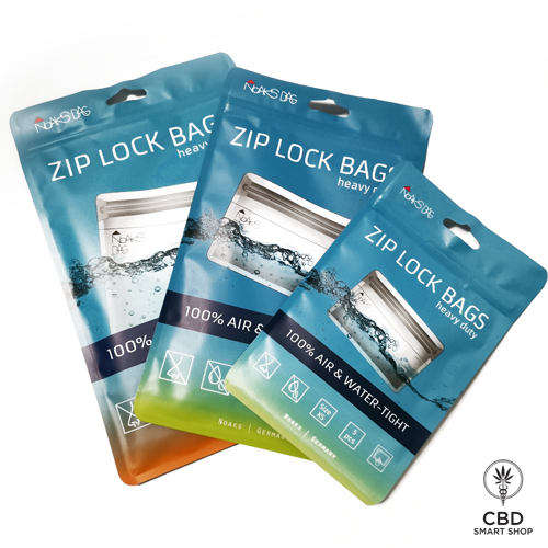 Vrečke na zip - Noaks Bag - CBD Smart Shop