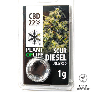 CBD Dišavne esence - Plant of Life 22% - CBD Smart Shop