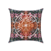 Conscious Comfort Throw Pillows in Golden Hour - Birthday Predictions Solar Return Report | Astrological birth chart analysis, cosmic clothing & home goods!