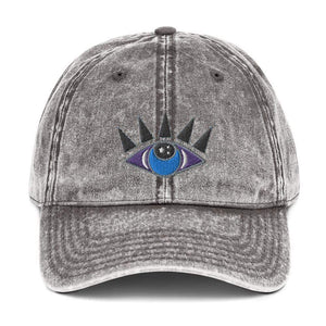 Third Eye Aligned Dad Hat - Birthday Predictions Solar Return Report | Astrological birth chart analysis, cosmic clothing & home goods!