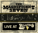 The Magnificent Seven - Live at Tipitina's CD