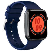 Smart Watch - SPO2, Heart Rate, BP - Grey