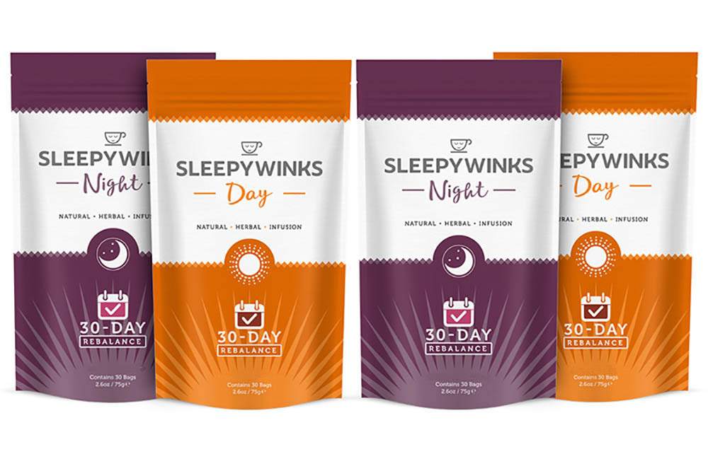 Natural sleep aids best value pack