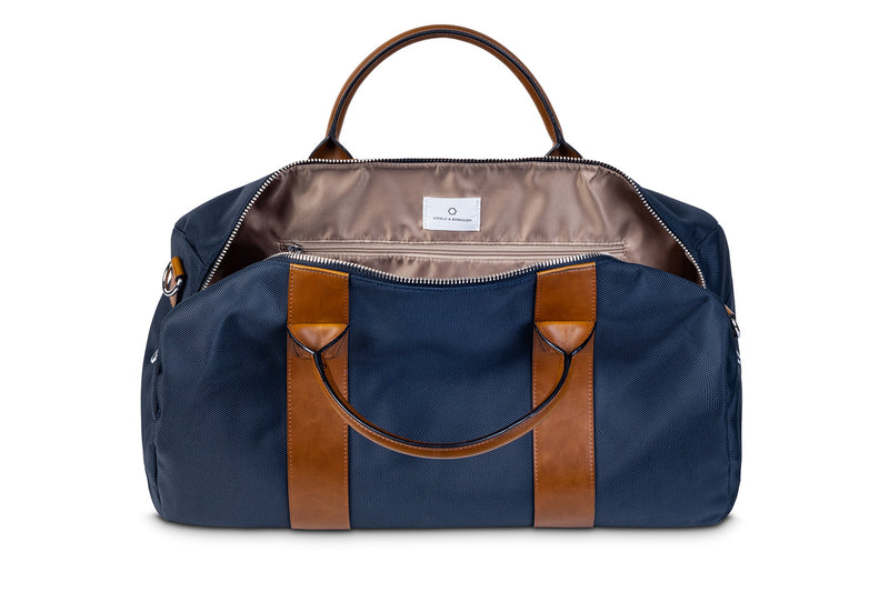 The Navy Duffel Bag