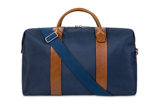 The Navy Weekenderbag