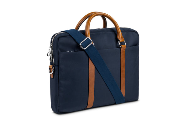 The Navy Little Briefcase