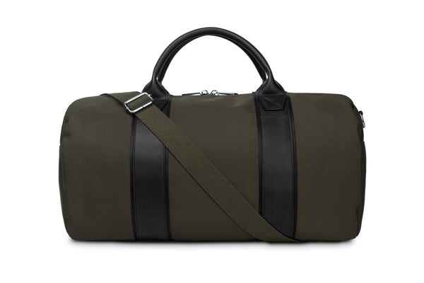 The Green Duffel Bag