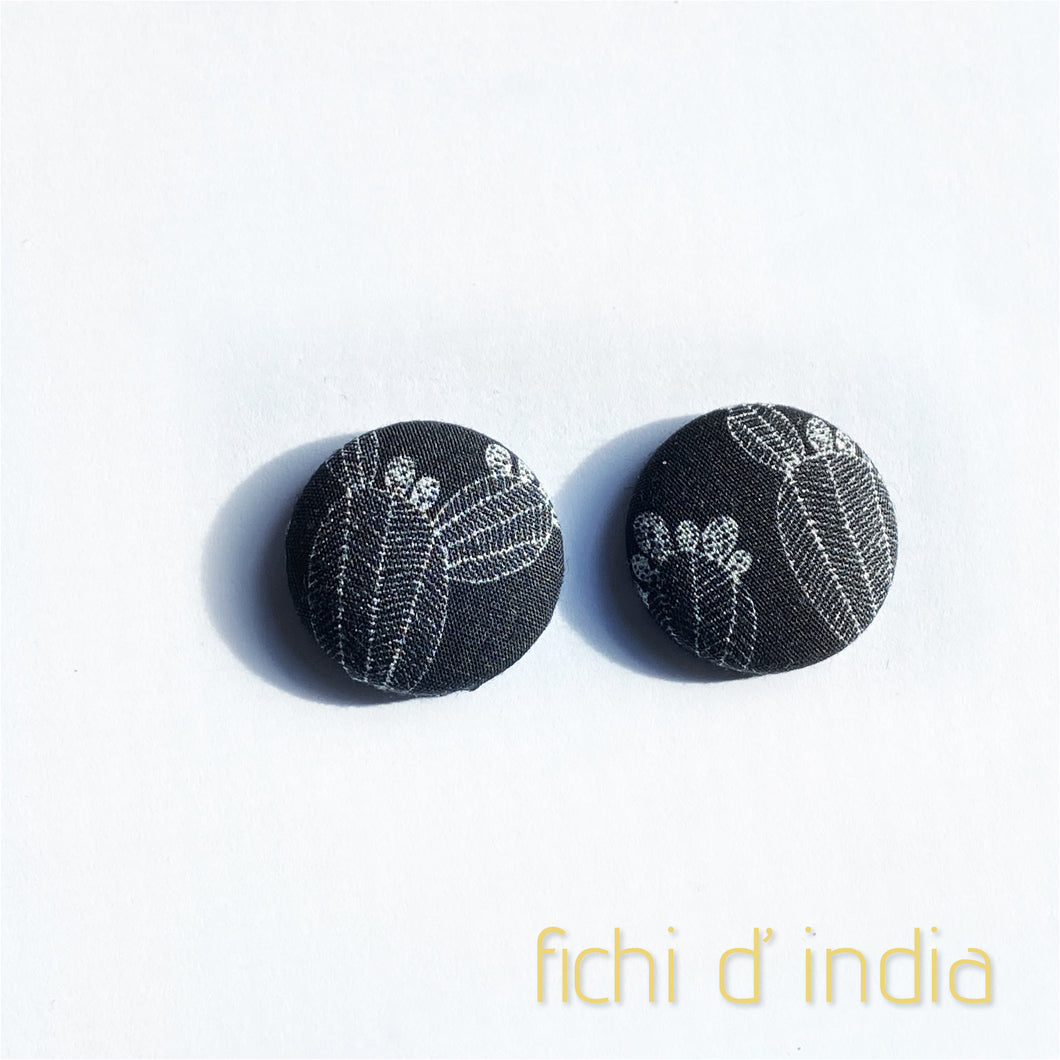 BUTTONS Orecchini  - FICHI D'INDIA