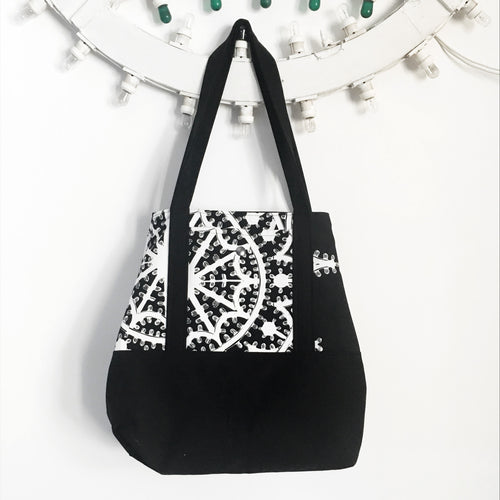 Tote bag Reversibile - LUMINARIE