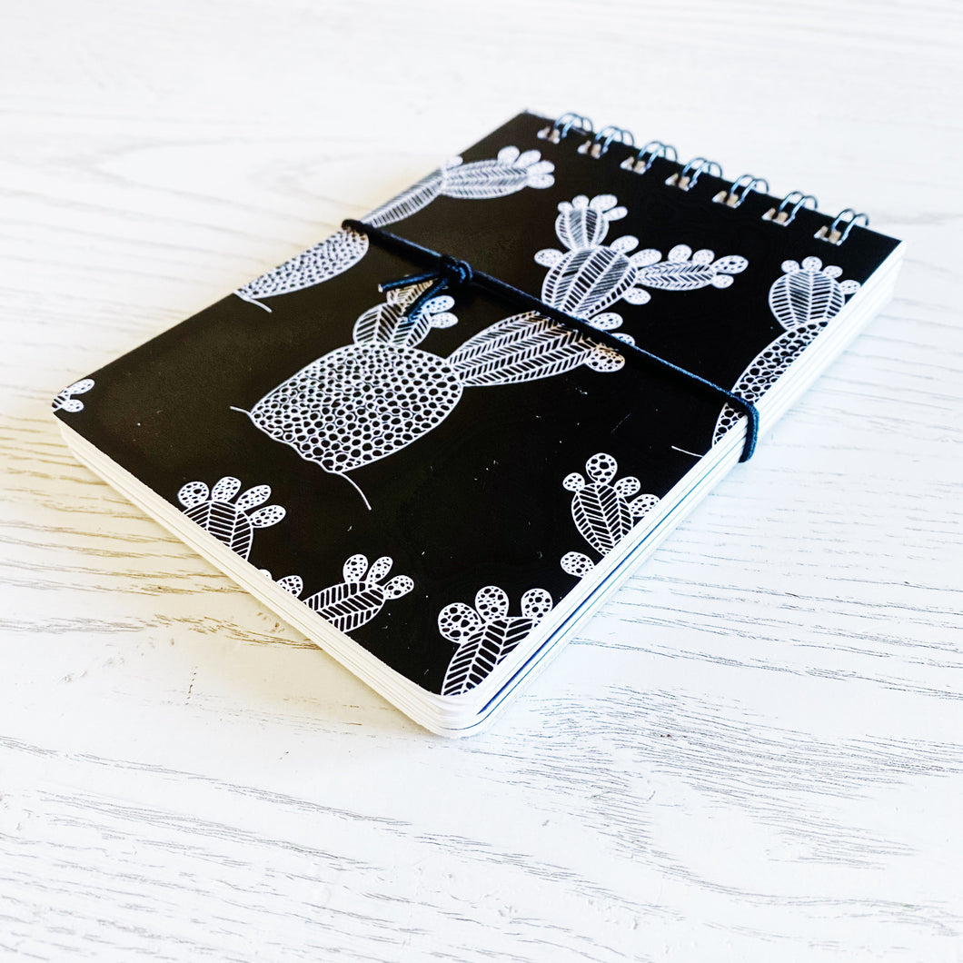 NotePad Illustrato - Fichi d'India