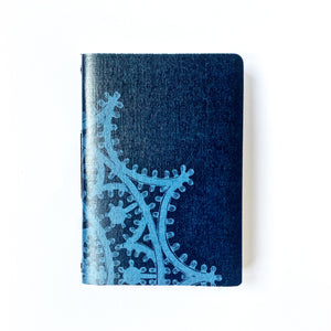 Pocket Notebook in carta riciclata - Luminarie