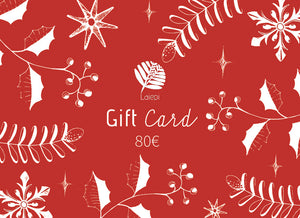 GIFT CARD _ Natale 2020