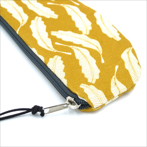 PENCIL Astuccio in Canvas - PIUME